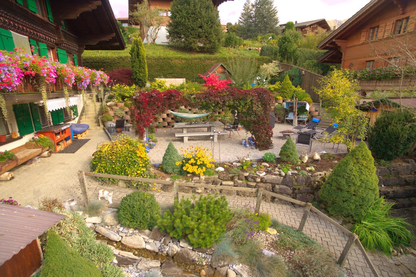 Lawn and flower works - reneschopfer.ch